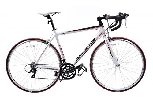 XRS900 LIGHTWEIGHT ALLOY ROAD BIKE FULL SHIMANO SORA GEARING 18 SPEED 53cm FRAME