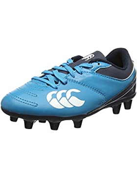 Canterbury Phoenix 2.0 Firm Ground, Zapatillas de Rugby para Niños