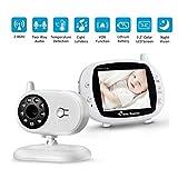 Wireless Baby Care Device Babyphone Nachtsicht Schlaflied Raumtemperaturüberwachung Wechselsprechanlage 2.4g