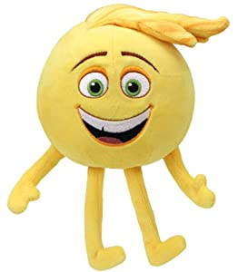 Ty- The Movie Gene, Emoji, 15 cm (United Labels Ibérica 42296TY)