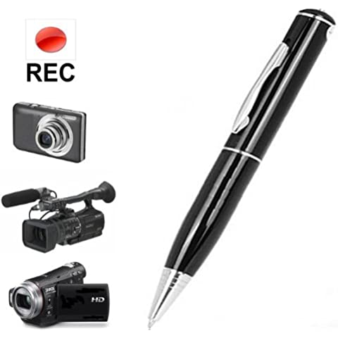 eSecure - 4GB Spy Video Camera Pen, DVR, Surveillance Camera UK