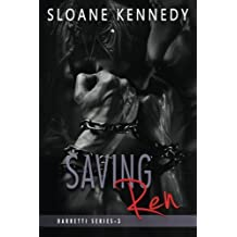 Saving Ren (Barretti Security Series) (Volume 3) by Sloane Kennedy (2015-10-06)