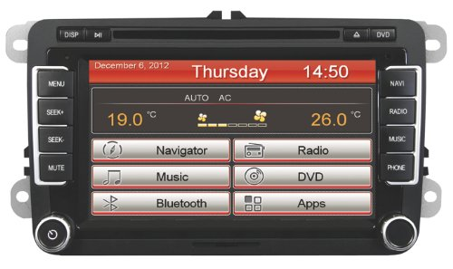 ESX vN710 VW U1 Bluetooth Noir