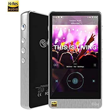 HiBy R3 Hi-Res Music Player, Lossless HiFi MP3 Player: Amazon co uk