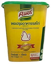 Knorr Chicken Flavour Seasoning Powder, 1kg
