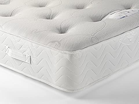 Healthopaedic Memory Pocket Deluxe 1000 5' King Size Mattress