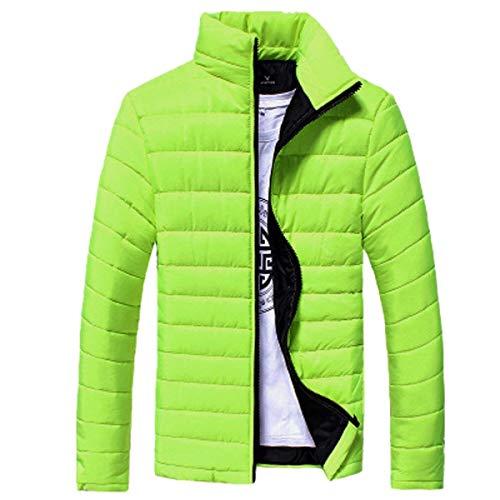 Betrothales Männer Nner Size Bomberjacke Junge Plus Elegant Winterjacke Winter Mantel Jacken Warme Stehkragen Outwear Jacket Langarm Slim...