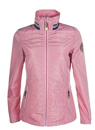 HKM Sports Equipment Lauria Garrelli Reitjacke -Queens-, Pink, XL