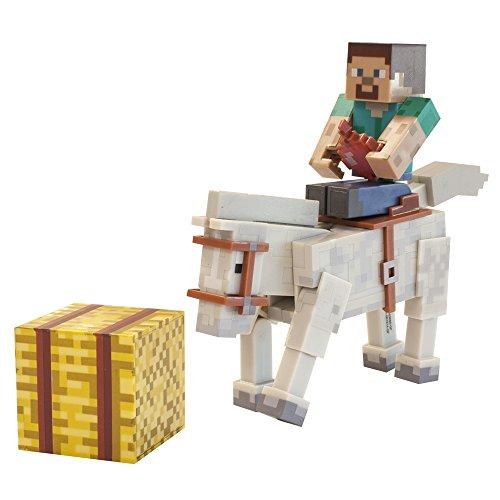 Minecraft - Playset Steve (Giochi Preziosi 16593)