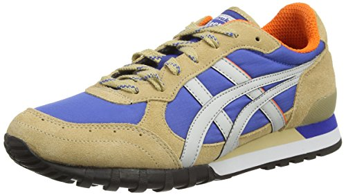 Onitsuka Tiger Colorado Eighty-Five - Zapatillas Bajas, Unisex, Color Azul (Blue/Light Grey 5313), Talla 46.5