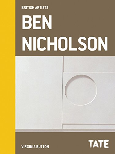 Ben Nicholson (St.Ives Artists) (British Artist Series)