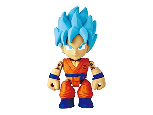 Bandai Dragon Ball Z Merchandise: DBZ Son Goku Snap Heroes Action Figure - 6 Inches