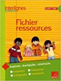 Interlignes CM1 : Fichier ressources de Catherine Castera,Pascale Braillet-Pasquereau ,Isabelle Verkindre-Ripard ( 1 mars 2009 )