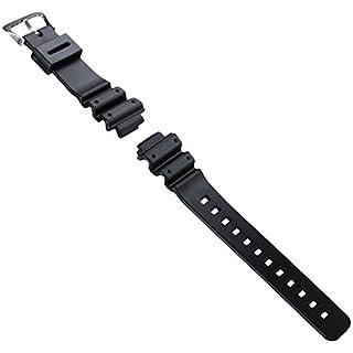 Correa de reloj por Casio G-Shock G-6900 Negro 16mm (B00743VPY6) | Amazon price tracker / tracking, Amazon price history charts, Amazon price watches, Amazon price drop alerts