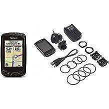 Garmin Edge 810 + TransAlpin V4 Pro - Navegador GPS (Flash, Batería, Ión de litio, USB, MicroSD (TransFlash), TransAlpin V4 PRO)