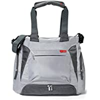 Skip Hop Baby Bento Meal-to-Go Diaper Bag, Platinum Grey (Discontinued by Manufacturer) preiswert