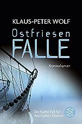 Ann Kathrin Klaasen ermittelt: Ostfriesenfalle:Kriminalroman