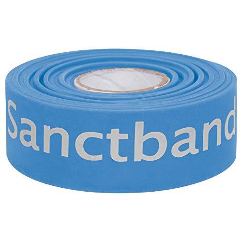 Flossband Level 2, 2m x 2,5 cm, mittel, blau - 2
