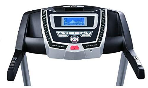 Care-Fitness-Unisex-Fast-Runner-22-Kph-Running-and-Sprinting-Treadmill-Black