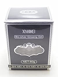 Fashlady Sell Crazy! XISHIMEI New Bio-silver ginseng gel 100% original Export Collection 60g/PCS S1419