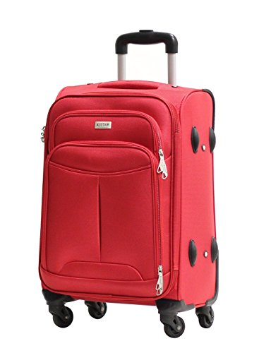 Valise Taille Cabine Alistair One 55cm - Toile Nylon...