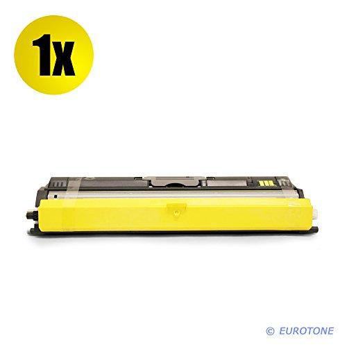 Preisvergleich Produktbild wiederaufbereiteter Toner für Epson Aculaser C1600 CX16 CX16DN CX16DNF CX16DTNF CX16NF - C 1600 + CX 16 DN DNF DTNF NF - XXL Gelb Yellow