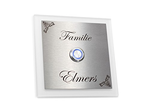 turklingel-mit-gravur-klingel-edelstahlklingel-klingelplatte-elmers-s-inkl-led-taster-acrylplatte-un