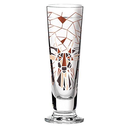 ritzenhoff-1060231-black-label-schnapsglas-glas-mehrfarbig-35-x-35-x-113-cm