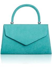 Xardi London nueva mano bolsos señoras niñas ante sintético de piel las mujeres noche bolsas de embrague