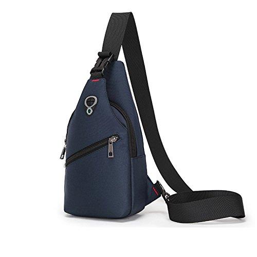 Zaino dello zaino del sacchetto del messaggero dello zaino dello zaino del sacchetto di spalla delluomo per lescursione delle escursioni bag5