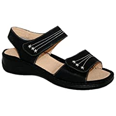 1e4616576fcf5 Ladies summer sandal by Annabelle plus Comfortable fitting wi .