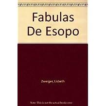 Las fabulas de Esopo/ Aesop's Fables (Spanish Edition) by Lisbeth Zwerger (1990-12-02)
