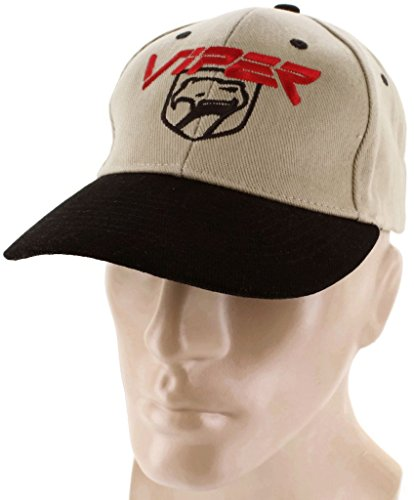 dantegts-dodge-viper-negro-caqui-gorra-de-beisbol-trucker-sombrero-gorra-srt-hellcat-mopar-logo