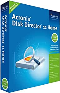 Acronis Disk Director 11 Home Edition (PC)