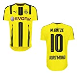 Trikot Borussia Dortmund 2016-2017 Home (Götze 10, S)