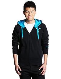 Puma - Sweat-shirt à capuche - Homme noir noir
