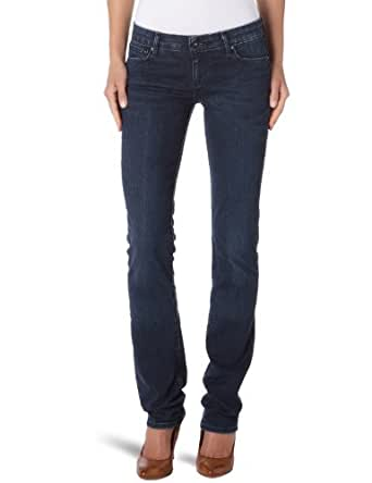 Levi's - Curve Id Modern Slight Straight - Jean - Femme - Bleu (Richest Indigo) - W25/L32