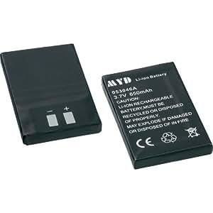 Interphone classique pack d'accus m-e modern-electronics