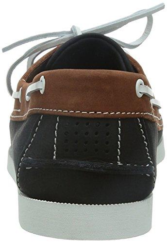 TBS Phenis, Chaussures bateau homme Bleu (5852 Marine/Incas)