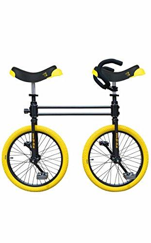 QU-AX bi-Clown Bicicleta-Dos conectados Monociclo