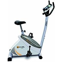 BH Fitness i.Pixel - Bicicleta estática, color blanco