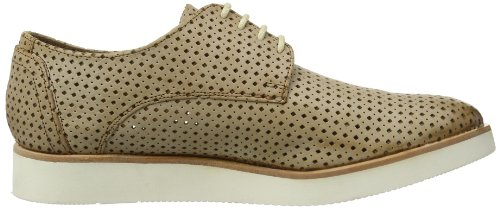 Melvin & Hamilton Polly 2, Baskets mode femme Marron (Powder Perfo Tan)