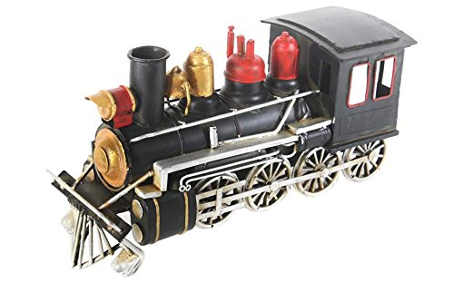 Lokomotive Zug Eisenbahn Harry Blecheisenbahn Retro Vintage XL LILIENBURG 25cm