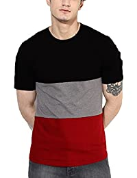 Veirdo Men's Cotton T-Shirt (Tsh_17Bam_P)
