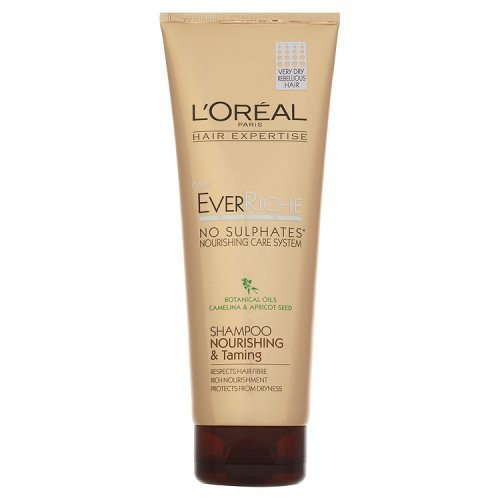 L'Oréal Hair Expertise UltraRiche Replenishing and Taming Shampoo, 250ml