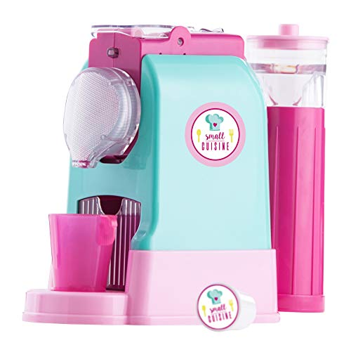 Beluga Spielwaren 60012 Kapselmaschine Small Cuisine, Mint, rosa