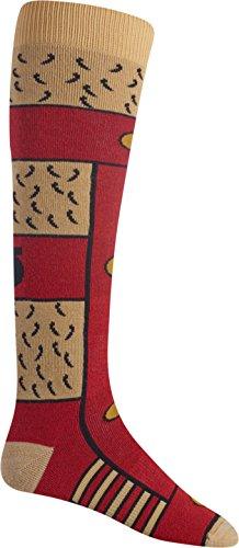 Acryl-sport-team Sock (Burton Party Sock Snowboardsocken M (40,5-43,5 EU) gladiator)