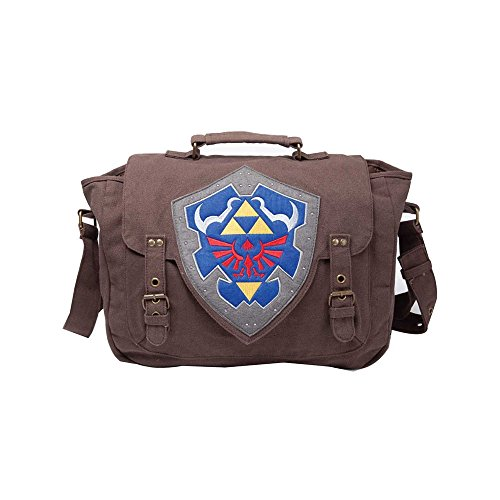 Bioworld NINTENDO Legend of Zelda Hylian Shield Messenger