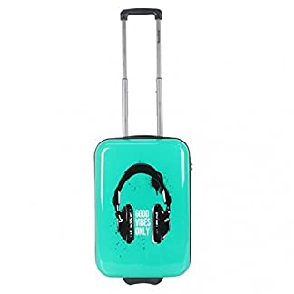 Maleta Cabina Saxoline Headphone Wording