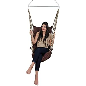 Smart beans | Regular Swing & Hammock| Jhulla for Garden | Jhula for home | Hammock for adults | Bring comfort & style to your outdoor & indoor space with Smart beans Royal Hammock Swing | these products are highly efficient, durable and have superior quality. We offer the product's at the best prices and amazing colour variants for your selection | indoor hammock for balcony | Jhoola for adults